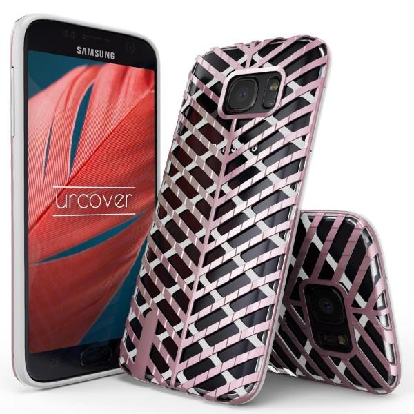 Urcover® Samsung Galaxy S7 Schutzhülle Sword Series Back case Cover Hülle