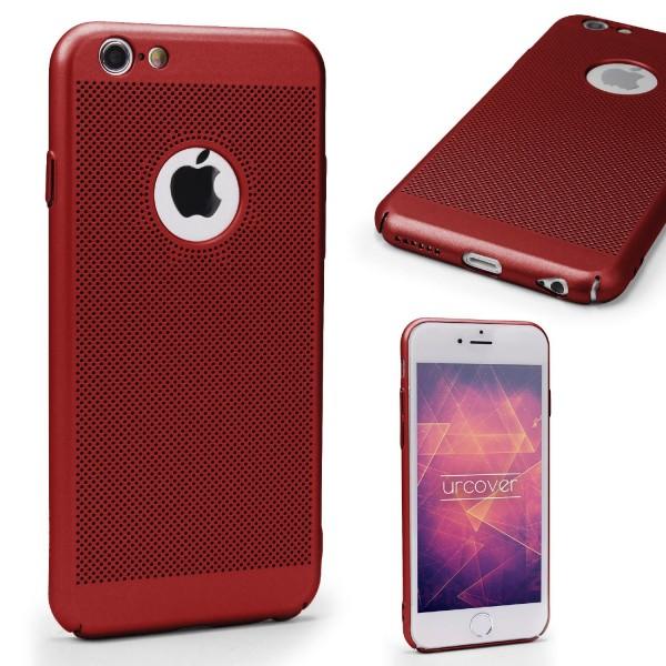 Urcover® Apple iPhone 6 / 6s Premium Handyhülle Mash Cover Case Etui Slim Tasche
