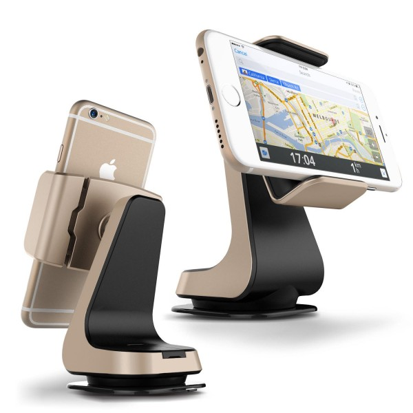 VRS Design KFZ Handyhalter Kugelgelenk Halter Universal Telefon Halter fürs Auto