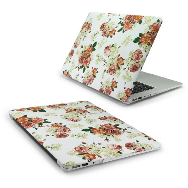 Urcover® Schutz Tasche für Macbook Pro 13,3 Zoll Full Hard Cover Smart Case