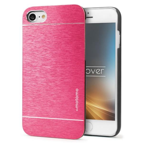 Urcover® Apple iPhone 7 Aluminium Handy Schutz Hülle Hard Back Case Cover Schale