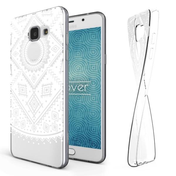 Urcover® Samsung Galaxy A5 (2016) Schutz Hülle Case Cover Tasche Silikon Soft