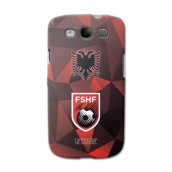 Urcover® Samsung Galaxy S3 Mini Fanartikel Schutz Hülle Fußball Case Land Flagge