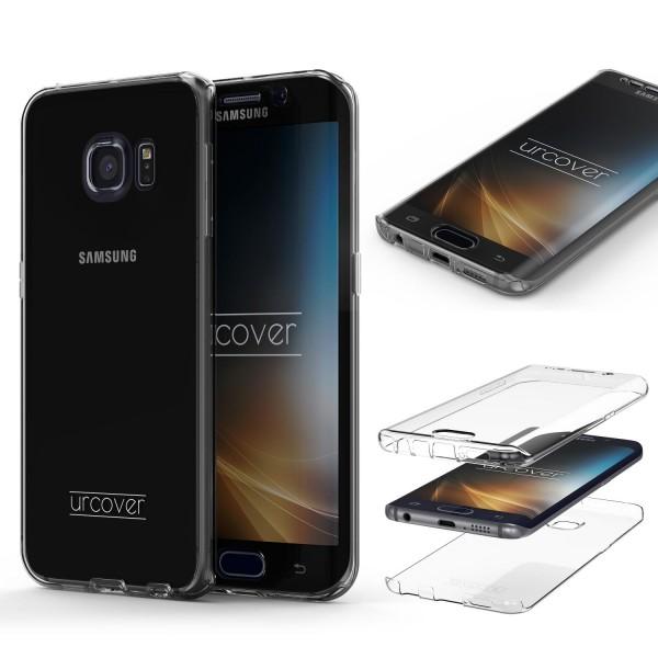 Samsung Galaxy S6 Edge Touch Case 2018 von Galileo rundum Schutz Hülle Cover