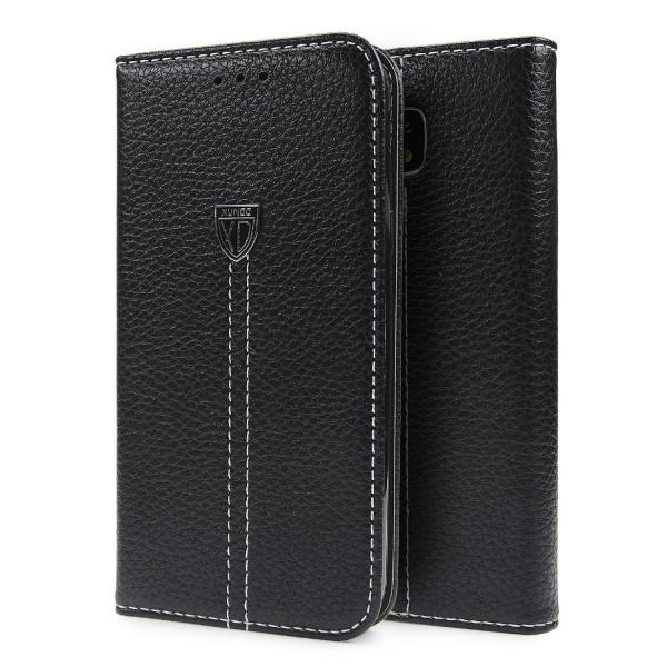 Urcover® Samsung Galaxy J5 (2017 Europa) Handy Schutzhülle Kartenfach Standfunktion Wallet Flip Case