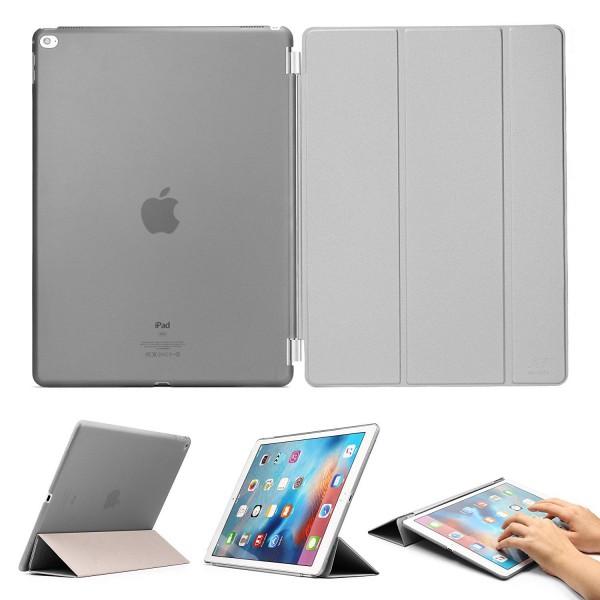 Apple iPad Pro 12.9 Zoll Smart Cover Case Schutz Hülle Kunstleder Tasche Etui