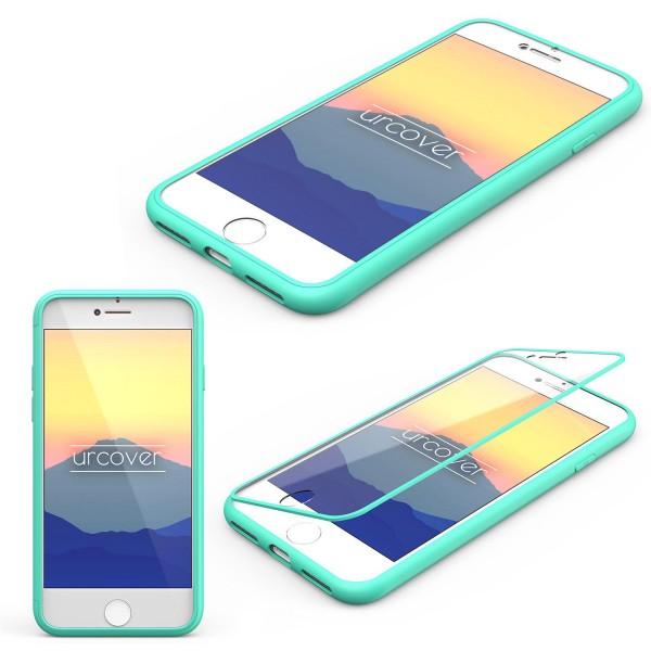 Apple iPhone 7 TOUCH CASE Display Schutz Hülle Schale Rundum Cover Tasche Etui