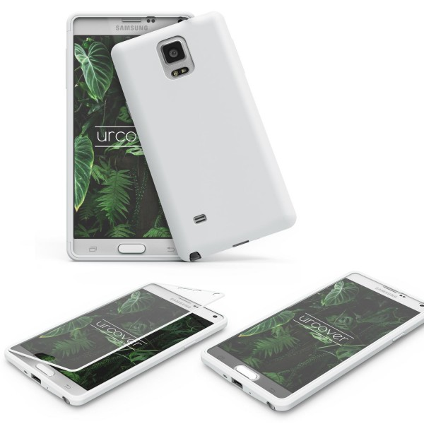 Samsung Galaxy Note 4 TOUCH CASE Display Schutz Hülle Schale Rundum Cover Tasche