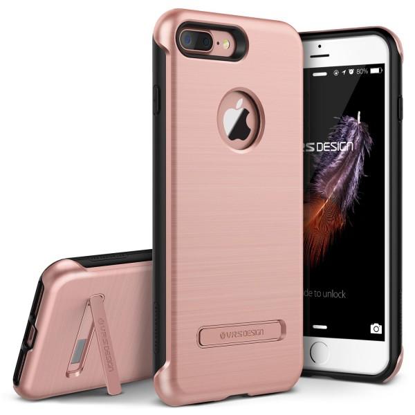VRS Design® Apple iPhone 7 Plus TPU Schutzhülle Cover Case Tasche Stand Etui