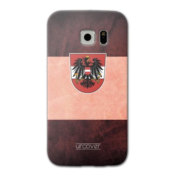 Urcover® Samsung Galaxy S6 Edge Plus Fanartikel Schutz Hülle Fußball Case Land
