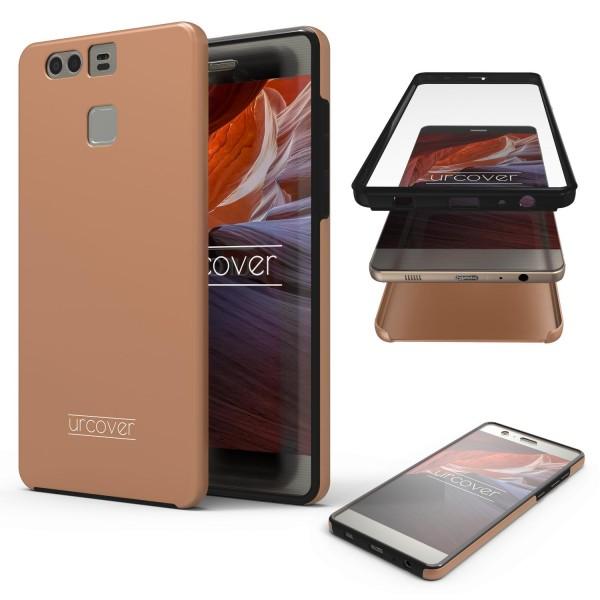 Huawei P9 Touch Case 2018 Handy Schutz Hülle 360° Rundumschutz Etui Bumper