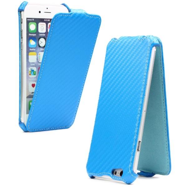 Urcover® Apple iPhone 6 Plus / 6s Plus Schutzhülle Flip Wallet Case Cover Etui