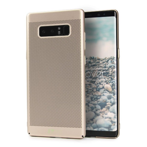 Samsung Galaxy Note 8 Schutzhülle TOP HAPTIK Cover Back Case Bumper Hülle Etui