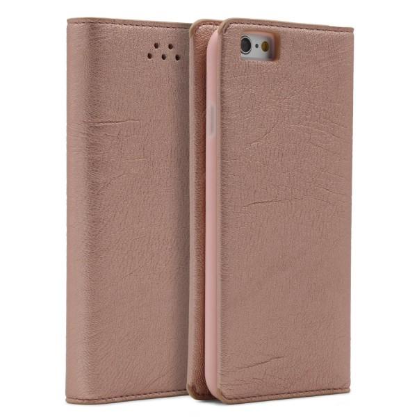 Urocver Apple iPhone 6 / 6s Schutzhülle Kartenfach Cover Case Schale Wallet Etui