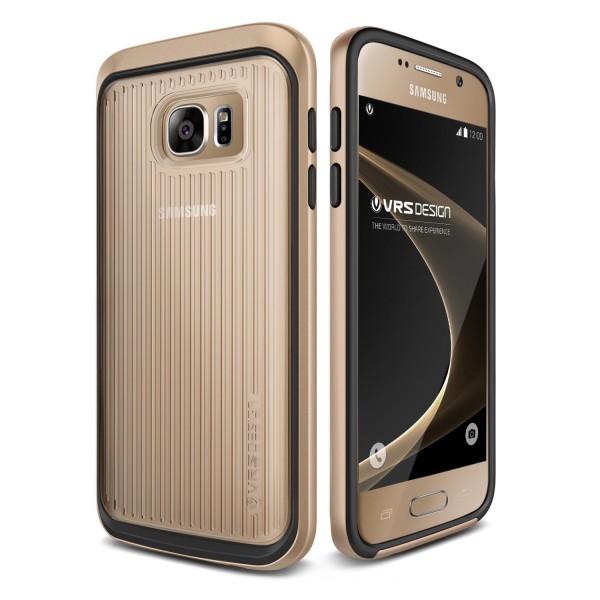 VRS Design® Samsung Galaxy S7 Tripple Mix Edition Hülle Smart Cover Case Etui