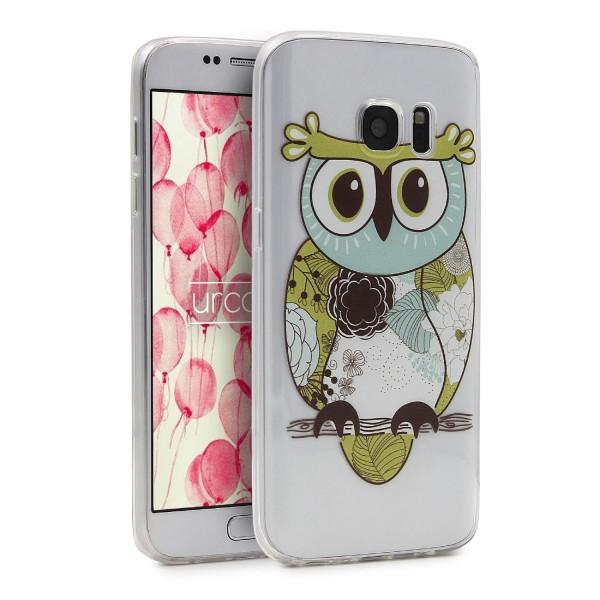 Samsung Galaxy S7 TPU Case KAMERASCHUTZ Schutz Hülle Cover Schale Silikon