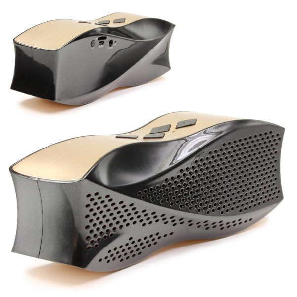 Urcover® portabler Designer Bluetooth Lautsprecher Bluetooth Musik Box Speaker