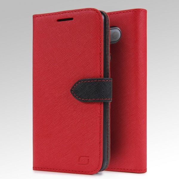 Urcover® LG G5 Klapp Schutz Hülle Flip Wallet Stand Case Kartenfach Cover Etui