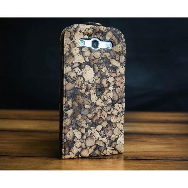 Urcover Samsung Galaxy S3 Flip Wallet Schutz Hülle Case Cover Etui Schale Tasche