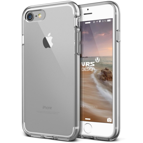 VRS Design Apple iPhone 7 Crystal Mixx transparent Cover Case Hülle Schutzschale