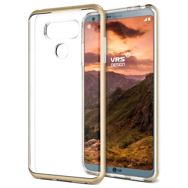 LG G6 Handy Schutz Hülle Case Crystal Bumper Slim Schale Cover Kameraschutz