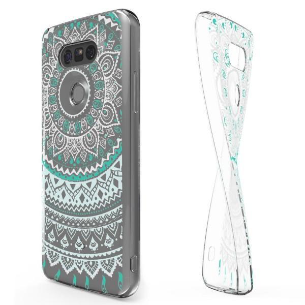 Urcover® LG G5 Schutz Hülle Case Cover Tasche Silikon Soft Etui Schale