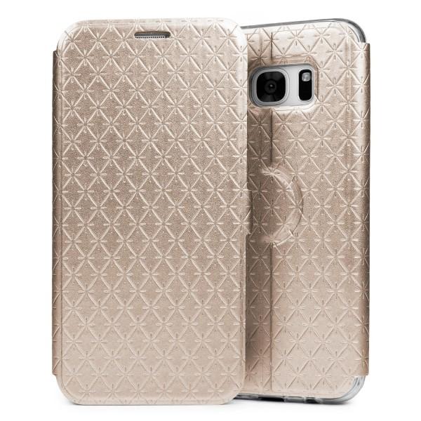 Samsung Galaxy S7 Edge Handy Schutz Hülle Case Etui Schale Tasche