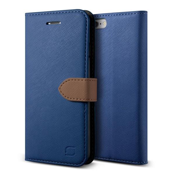 Urcover® Apple iPhone 6 Plus / 6s Plus Klapp Schutz Hülle Flip Wallet Case Cover