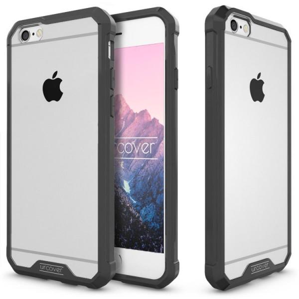 Apple iPhone 6 / 6s Schutz Hülle ULTRA SLIM Case Cover klar transparent Schale