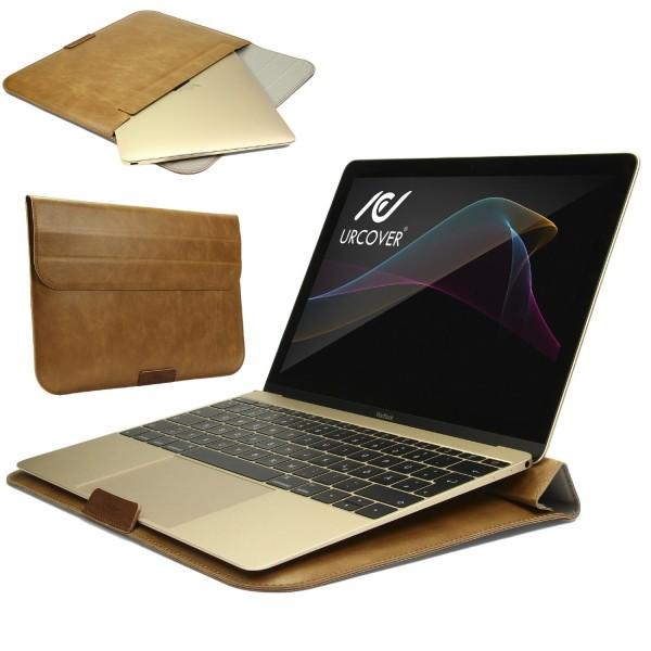 Urcover® 13,3 Zoll Ultra Slim Kunststoff Laptop Tasche Case Cover Hülle Schale