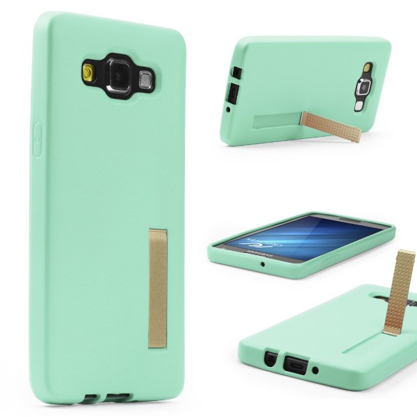 Urcover® Samsung Galaxy A5 (2015) Schutz Hülle mit Standfunktion Soft Case Cover