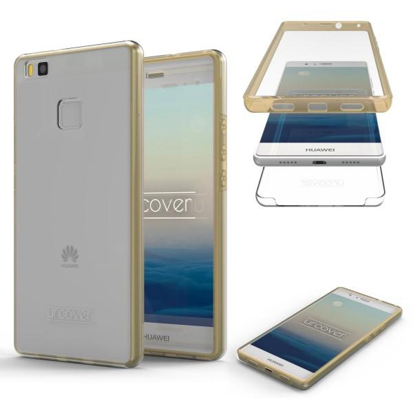 Huawei P9 Lite Case 2017 Bumper Handy Schutz Hülle 360° Rundumschutz
