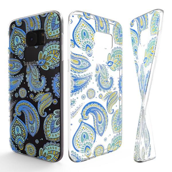 Urcover® Samsung Galaxy S5 Mini Schutz Hülle Case Cover Tasche Silikon Soft Etui