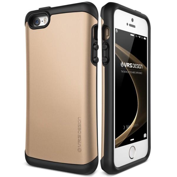Urcover® Apple iPhone 5 / 5s / SE Schutzhülle Cover Case Etui Hard Drop Sleeve