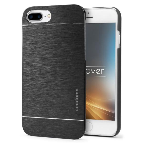Urcover® Apple iPhone 7 Plus Aluminium Handy Schutz Hülle Hard Back Case Cover
