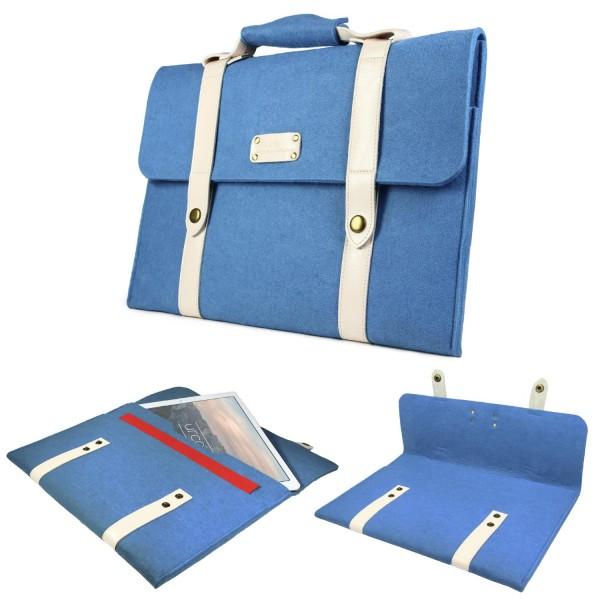 Urcover® 13,3 Zoll Laptop Tasche Schutzhülle Case Cover Etui Hell /