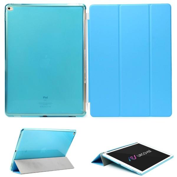 Urcover® Smart Cover für iPad Pro 12.9 Zoll Schutz Hülle Case Sleep/Wake Ständer