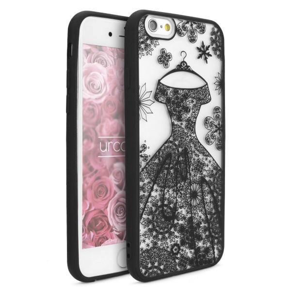 Urcover® Apple iPhone 6 Plus / 6s Plus Bride Edition Backcase Schale Brautkleid