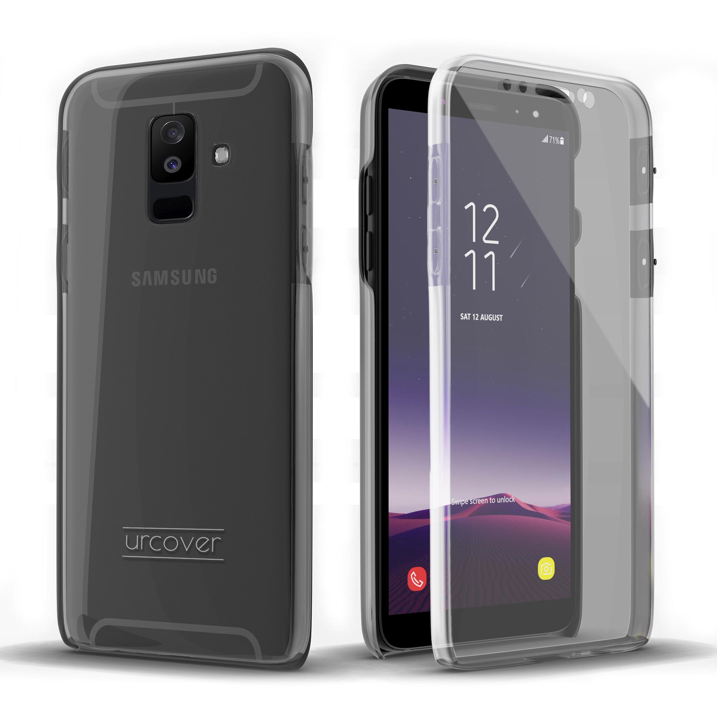 galaxy a6 plus 2018 smartphone samsung urcover. Black Bedroom Furniture Sets. Home Design Ideas