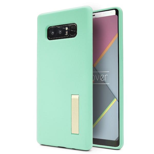 Urcover® Samsung Galaxy Note 8 TPU Case Standfunktion Schutz Hülle Cover Case Etui Schale
