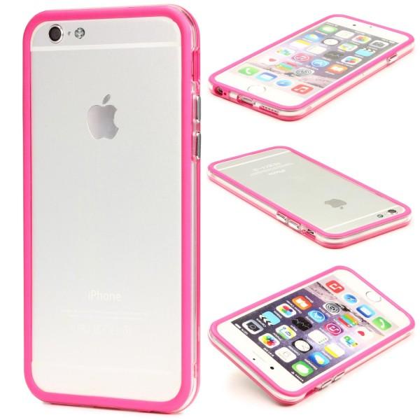 Urcover® Apple iPhone 6 / 6s Schutz Hülle Back Case Bumper Cover Etui Tasche