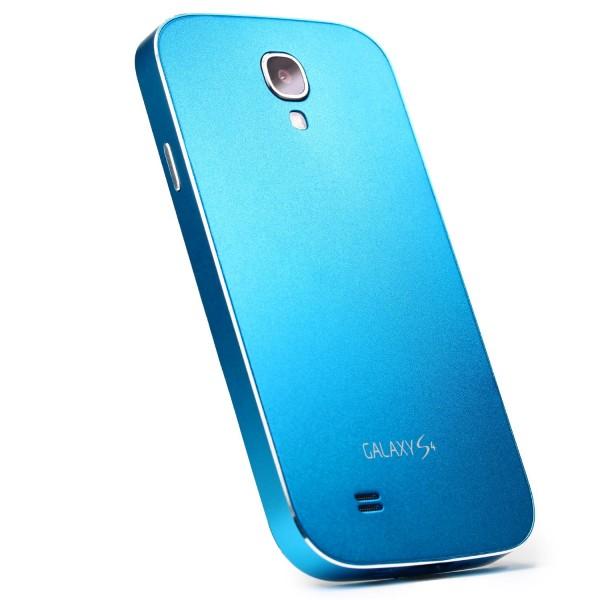 Urcover® Samsung Galaxy S4 Alu Handy Schutz Hülle Full Metal Case Cover Tasche