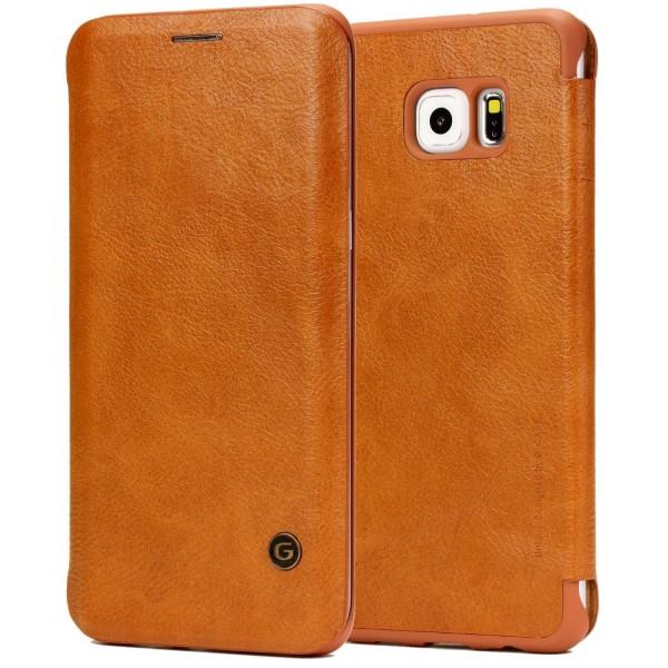 Urcover® Samsung Galaxy S6 Edge Plus Schutz Klapp Hülle Kartenfach Wallet Case