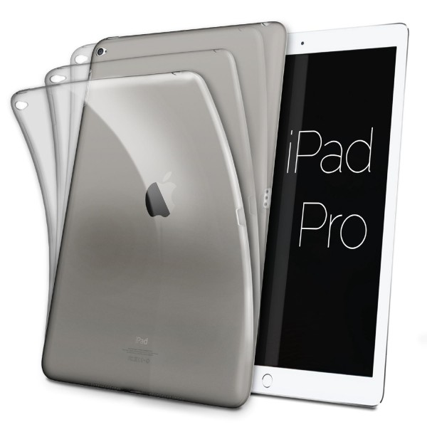 Apple iPad Pro 12.9 Zoll TPU Back-Case Cover Schutz Hülle Tasche Sleeve