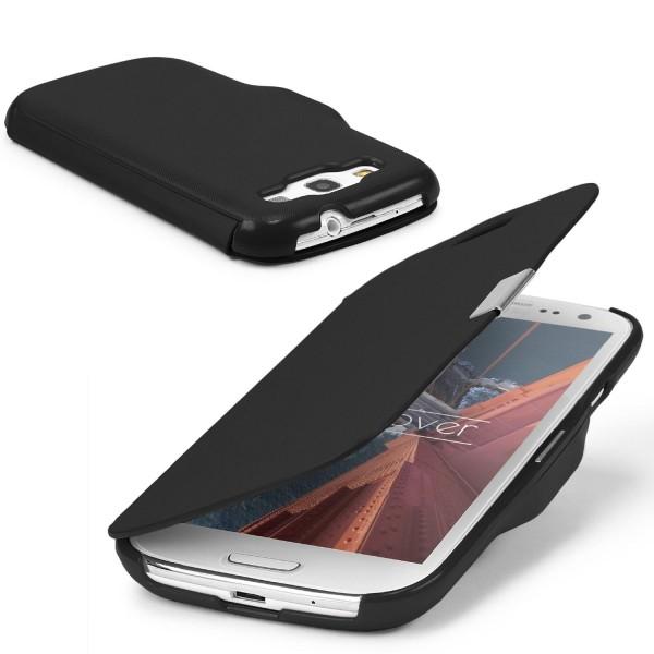 Urcover® Samsung Galaxy S3 Schutz Hülle Klapp Wallet Flip Case Cover Tasche Etui