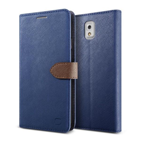 Urcover® Samsung Galaxy Note 3 Klapp Schutz Hülle Flip Wallet Stand Case Cover