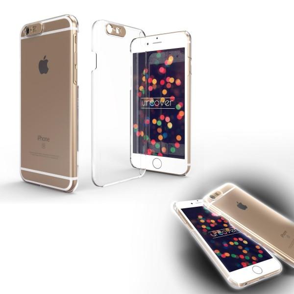 Urcover® iPhone 6 / 6s Schutz Hülle Flash Back Case Cover Smartphone Tasche Etui