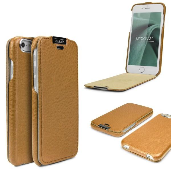 iCarer® Handy Schutz Hülle für Apple iPhone 6 6s Flip Case Cover Kameraschutz Tasche