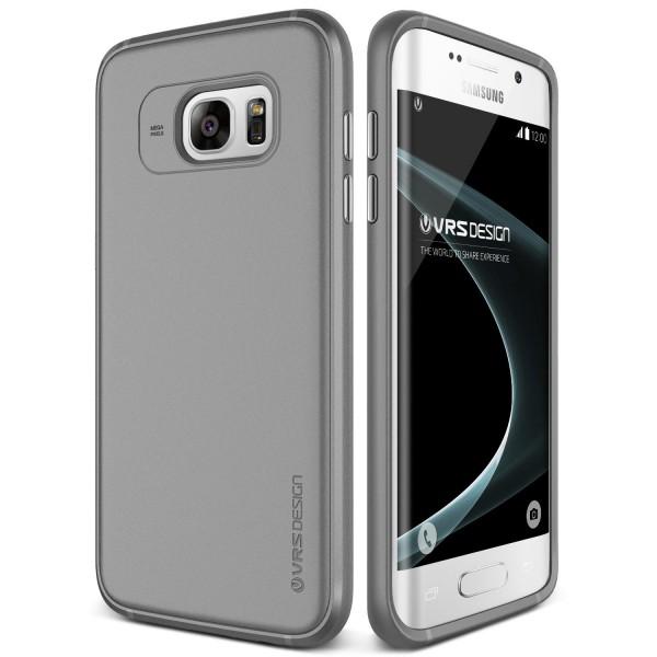 VRS Design® Samsung Galaxy S7 Edge Kunststoff Back Case Schutz Hülle Cover Etui