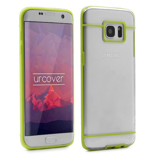 Urcover® Samsung Galaxy S7 Edge Schutz Hülle Slim Hard Back Case Cover Tasche
